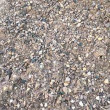 A Gravel<br>A mixture of sand and crushed/round stone.  Particle sizes no larger then 1 inch.  It is a load bearing layer, provides drainage, reduces frost action and provides a smooth surface for hard surfacing.
