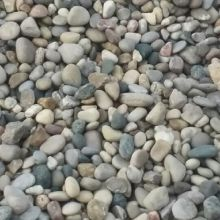 ¾&#34; Round Stone<br>Used for landscaping, laneways and drainage.