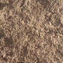 Screened redi-mix sand<br>Screened sand used for redi-mix purposes.