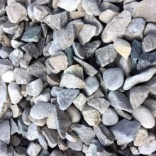 "Septic Stone<br>Stone ranging from ¾"" to 1 ¼"" in size.  Used for bedding, drainage and landscaping purposes."